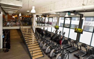 Mezzanine ERP 550 m2 dans salle de sport (69)
