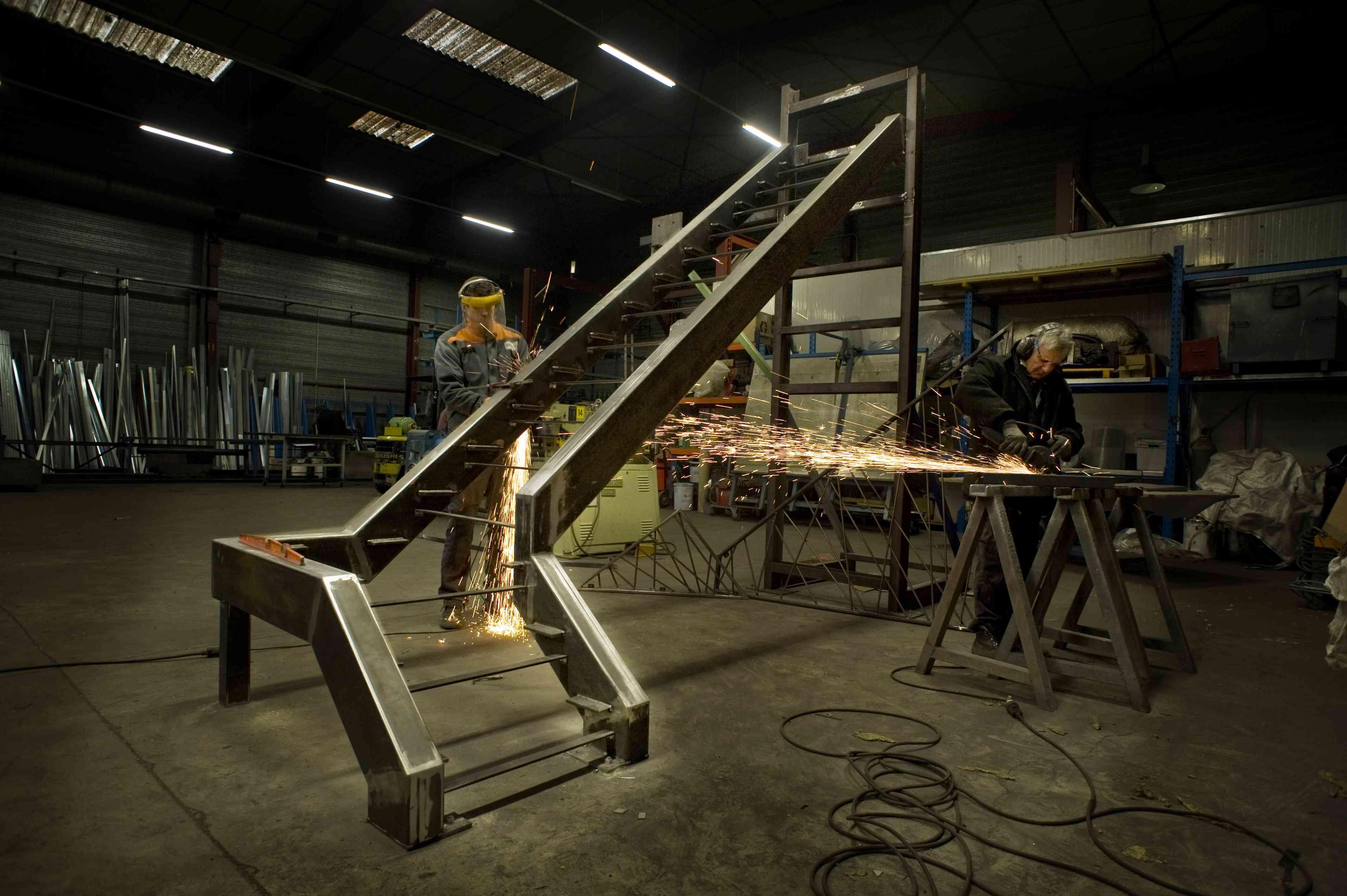 fabricant en métallerie