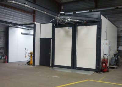 cabine de peinture thermolaquage3